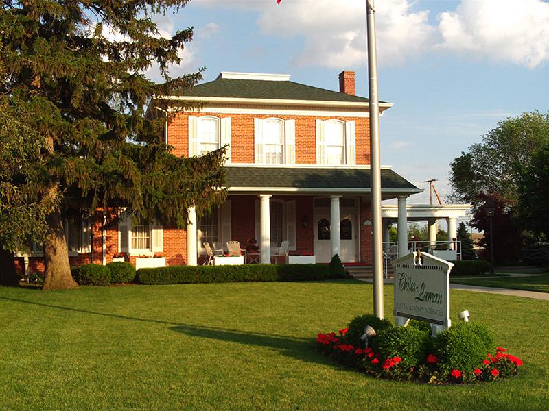 Funeral homes ohio